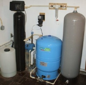 The Water Lady - small chlorination system